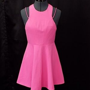 NEW with tags Juniors' Pink L'Atiste dress